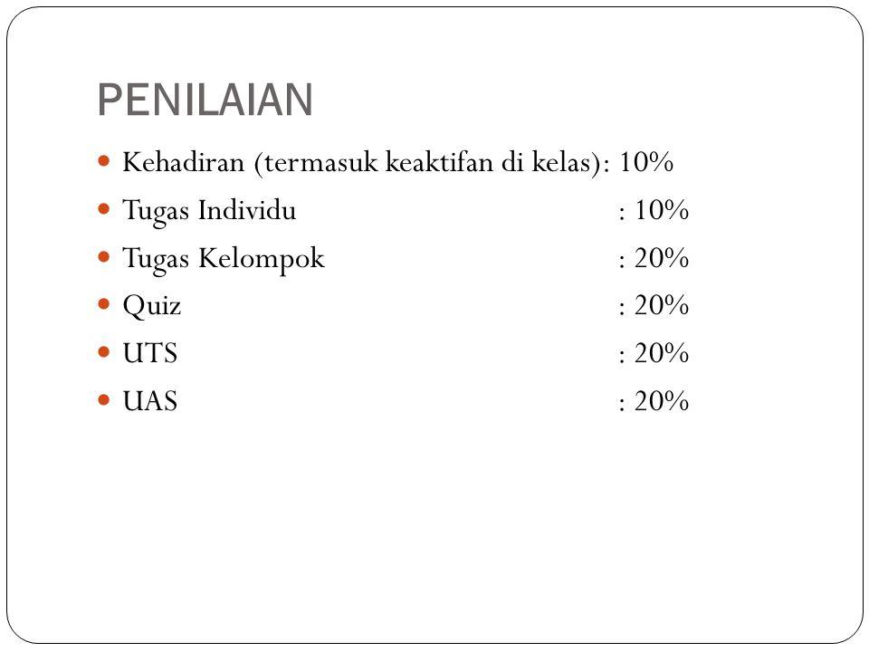 BIDANG-BIDANG YANG MEMPENGARUHI IMK (5) 7.