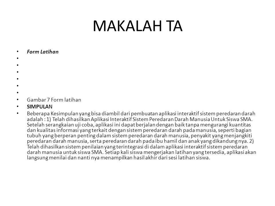 DAFTAR RUJUKAN Aunurrahman.2009. Belajar dan Pembelajaran.