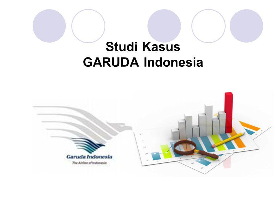 Studi Kasus GARUDA Indonesia