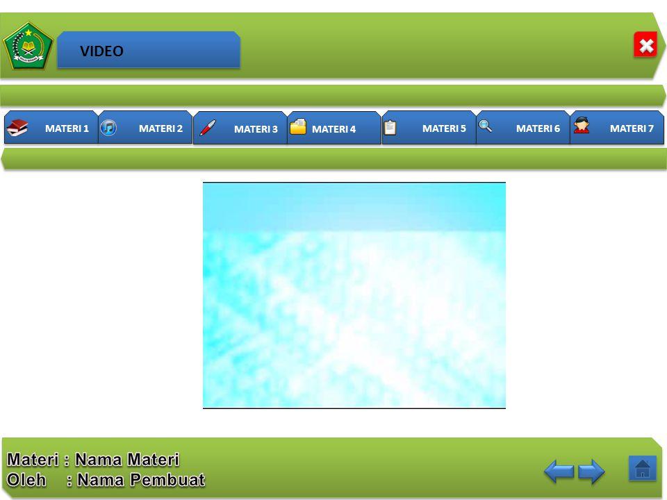 MATERI 3 MATERI 4 MATERI 1 MATERI 2 MATERI 5 MATERI 6 MATERI 7 DATA GURU Nama Tempat Tanggal Lahir Alamat Kontak Hp Unit Kerja Alamat Unit Kerja Riwayat Pendidikan SDN-11 Bundar Lulus 1980 SMPN-1 Buntok 1983 SMAN-1 Buntok 1986 Petunjuk Penggunaan Galery Mengajar Fhoto