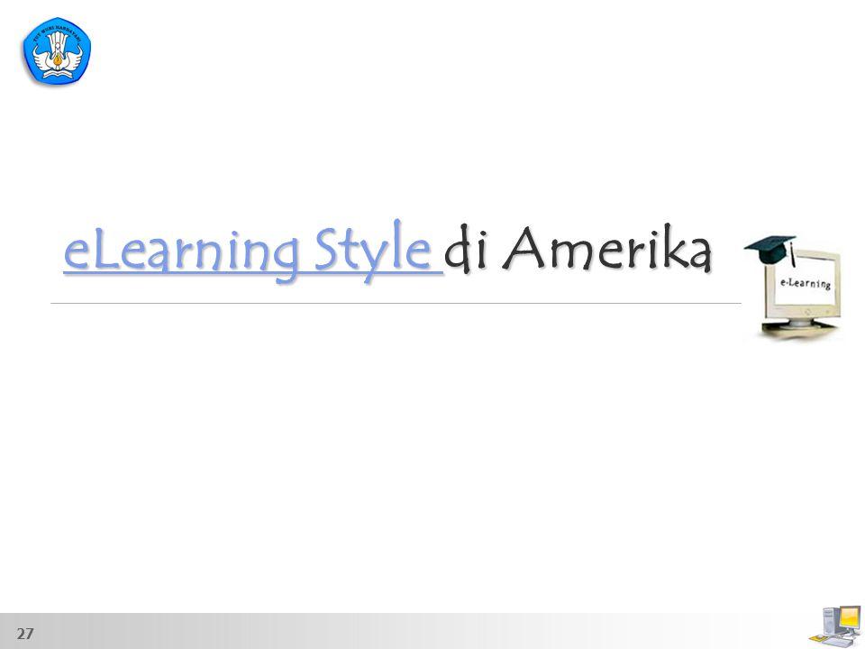 27 eLearning Style eLearning Style di Amerika eLearning Style