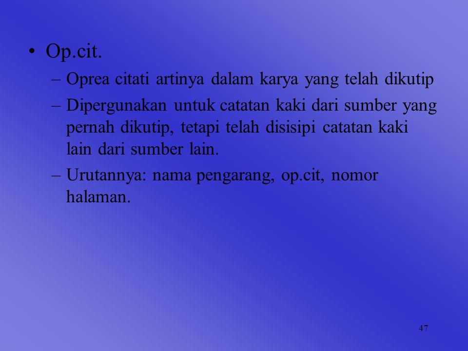 47 Op.cit.