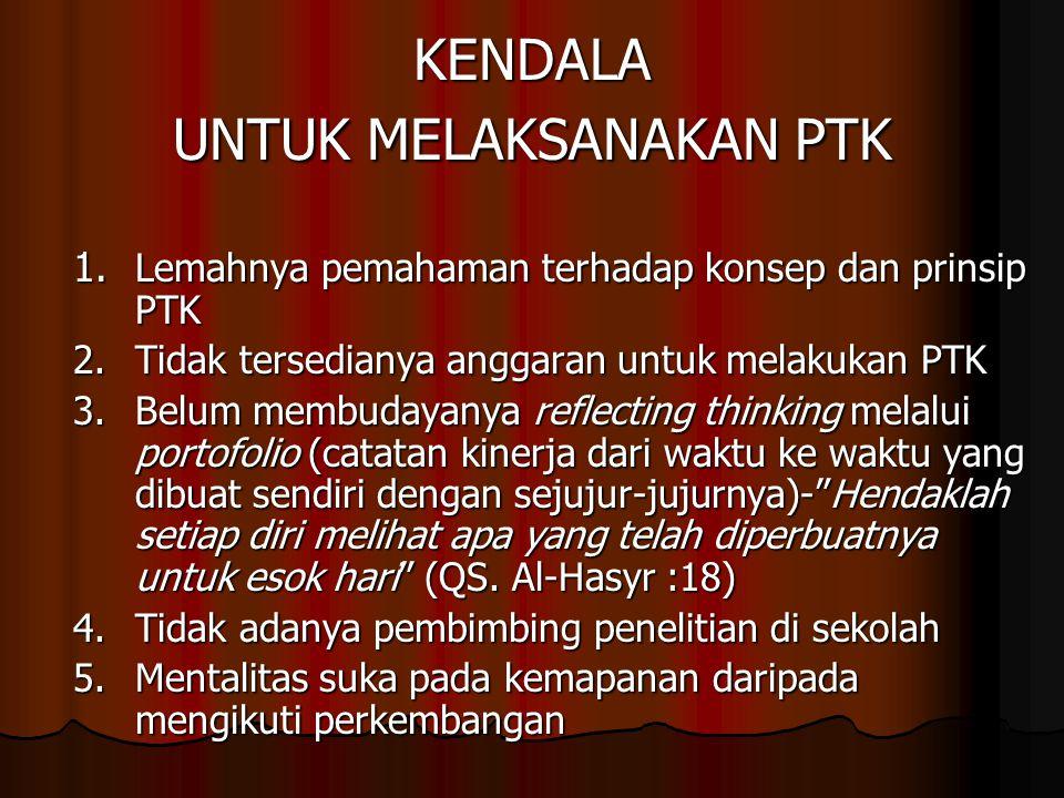 Kalasifikasi Karya Tulis Ilmiah Makalah/paper Laporan hasil penelitian Buku