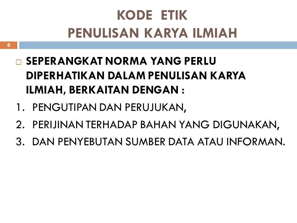 CONTOH PENULISAN DAFTAR PUSTAKA (Pedoman Penulisan Modul Diklat Keuangan, BPPPK, Jakarta, 2009) 57 Asikin, Muhammad.