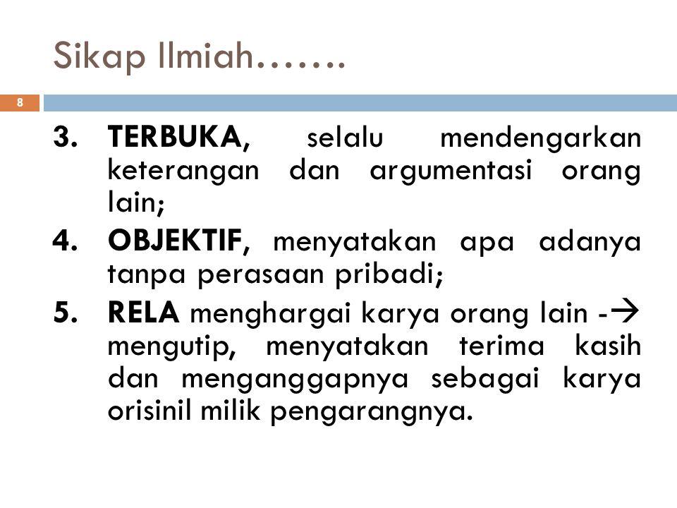 RUJUKAN DARI BUKU  Dekker, N. 2002. Pancasila sebagai Ideologi Bangsa. Malang: FSIPS Malang 49