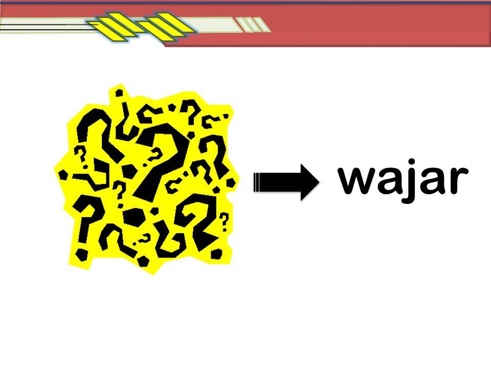 wajar
