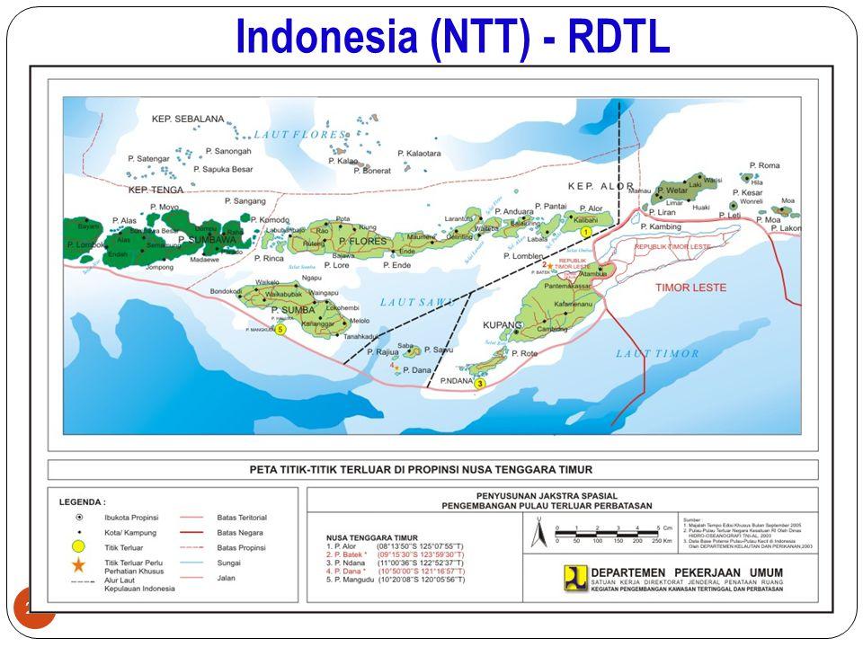 Indonesia (NTT) - RDTL 22