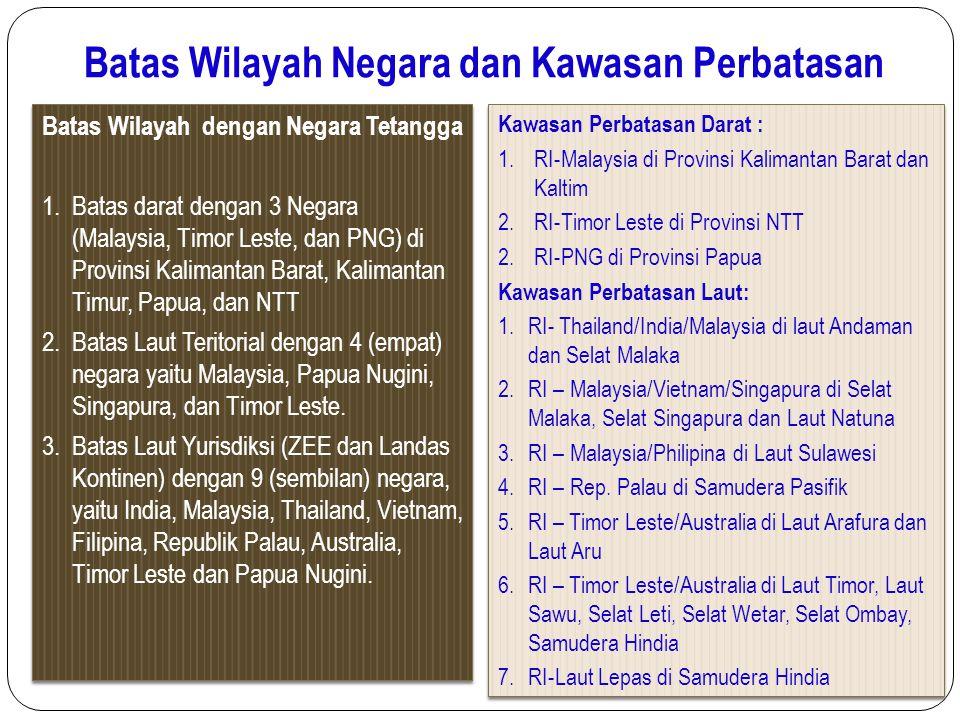 Kondisi Pulau-Pulau Kecil Terluar PULAU BERHALA KONDISI : MEMILIKI SUAR TAK BERPENDUDUK TAPI SERING DISINGGAHI BERBATASAN DENGAN MALAYSIA