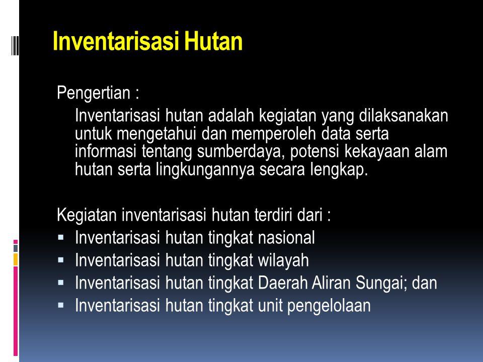 DASAR HUKUM  UU No.41/1999 tentang Kehutanan  UU No.