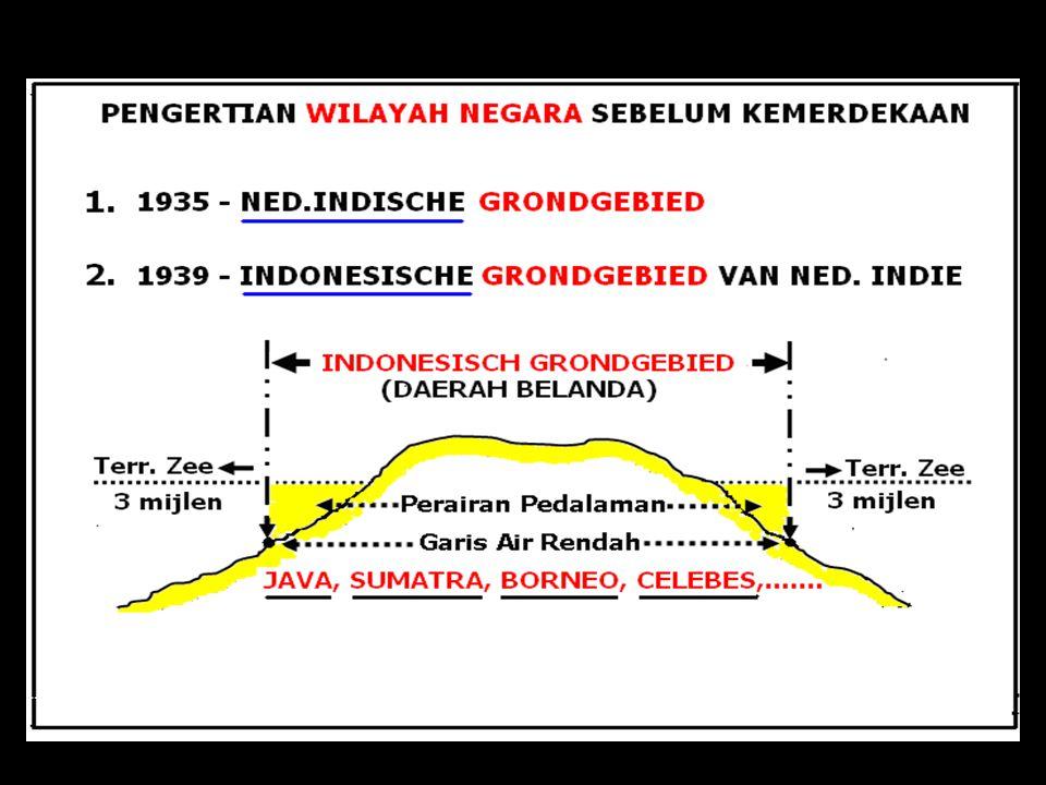 – Aparat penegak hukum di perbatasan darat dan laut (TNI-AD dan Polisi di darat dan TNI-AL di laut) harus siap menegakkan garis batas yang ditentukan DPR, dengan KONSEKUENSI ADANYA KONFLIK dengan negara tetangga yang tidak mengakui garis batas tersebut.