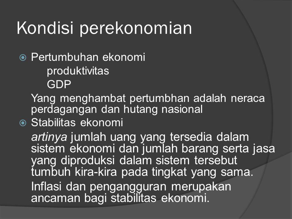 2 Perangkat Kebijakan Pemerintah 1.