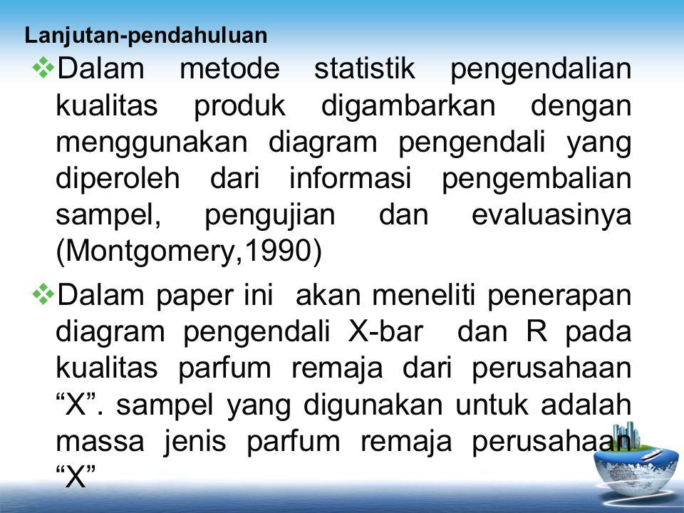 Diagram x-bar