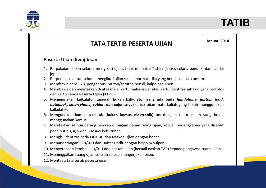 PERCEPATAN PENGUMUMAN UAS (3)  Pusjian segera mengirimkan Pedoman Penskoran ke UPBJJ Sentra (paling lambat diterima UPBJJ Sentra 1 minggu setelah UAS hari terakhir).