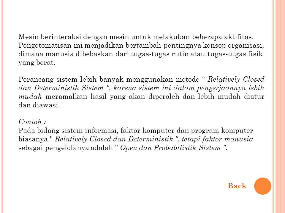 5.METODE SISTEM A. BLACKBOX APPROACH.