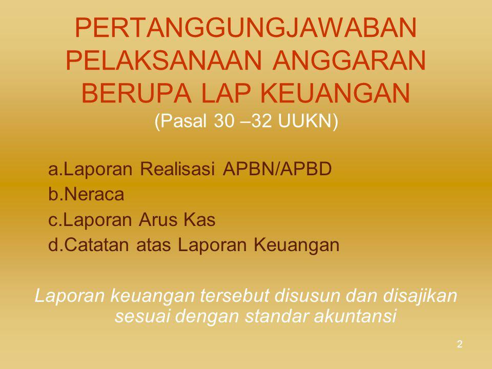 1 Penyusunan Neraca Awal Menurut Standar Akuntansi Pemerintahan Komite Standar Akuntansi Pemerintahan 30 Agustus 2007