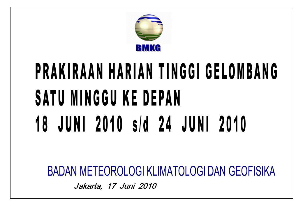 Jakarta, 17 Juni 2010