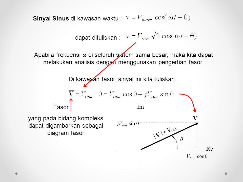 |V A |= 6 350 V A B C D Y AB = 0,77  -32,47 o Y AD = 0,27  -34,11 o Y BC = 0,22  -40,46 o Y CD = 0,78  -38,66 o dengan Kita tuliskan: