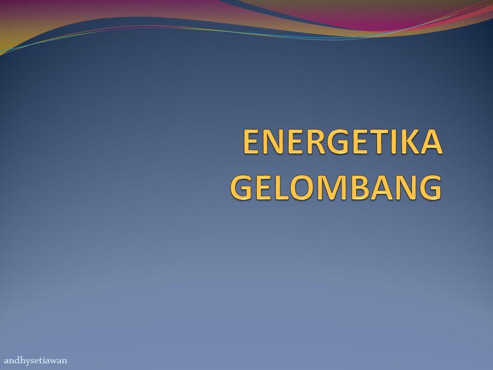 SUB POKOK BAHASAN A.ENERGI KINETIK DAN ENERGI POTENSIAL B.