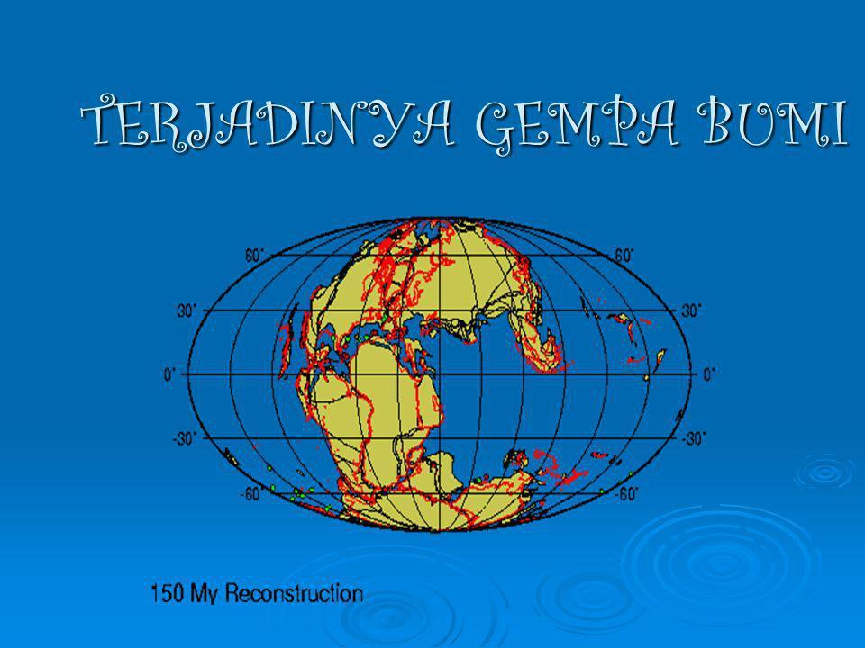 Perbandingan Gelombang Tsunami dan Ombak Laut Biasa Parameter Gelombang Tsunami Ombak Biasa Periode Gelombang 2 menit - > 1 jam ± 10 detik Panjang Gelombang 100 – 200 km 150 m