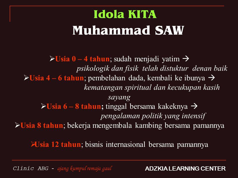 ROBBANI GENERATION PEMUDA ISLAM MERETAS KEBANGKITAN