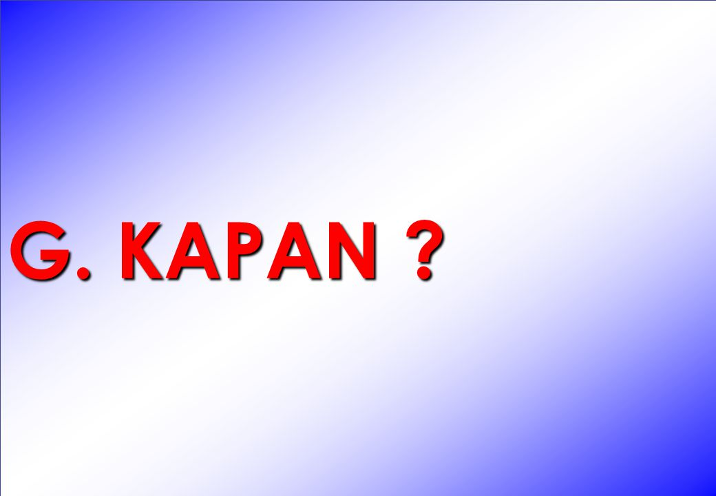 >>>> >>>> MENEMUKENALI DIRI SENDIRI & MEMBANGUN JATI DIRI TERWUJUDNYA JATI DIRI BANGSA (KARAKTER BANGSA) : NASIONAL WILAYAH LINGKUNGAN PRIBADI KELUARGA MEMBANGUN KARAKTER : BOTTOM UP KETELADANAN : TOP DOWN
