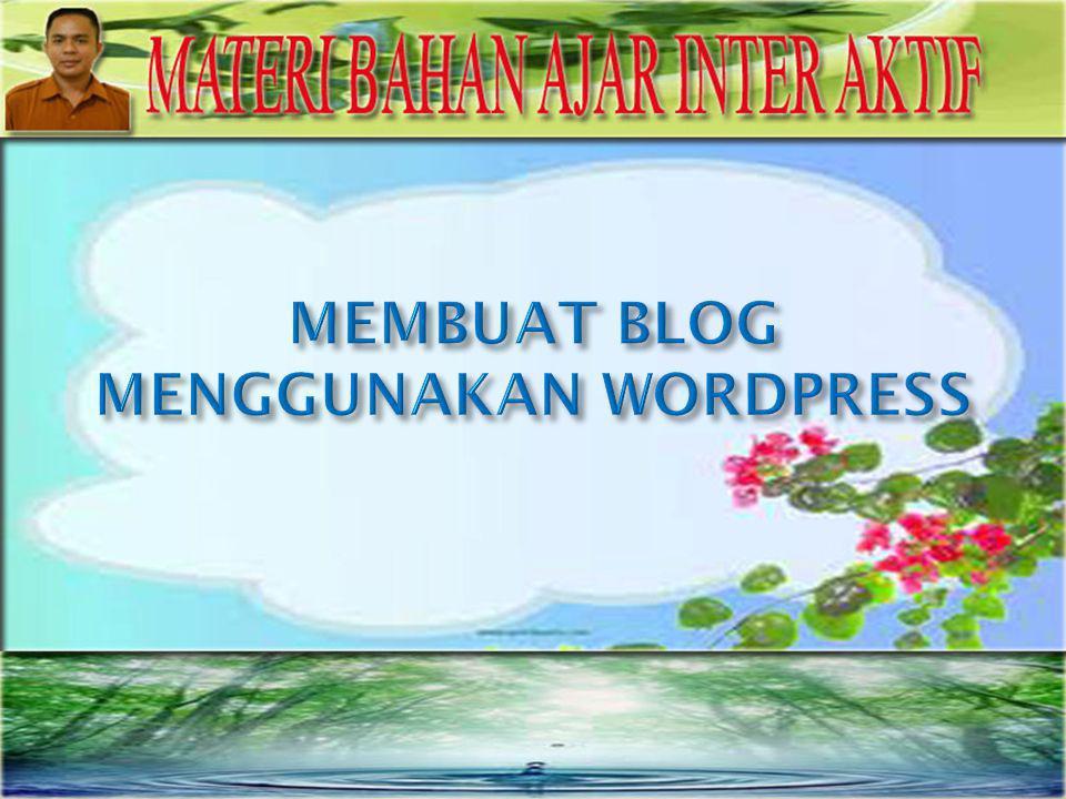 Masih di BLOGROLL, klik TAMBAHKAN TAUT.Blogroll ini nanti bisa kita tampilkan di Widget.