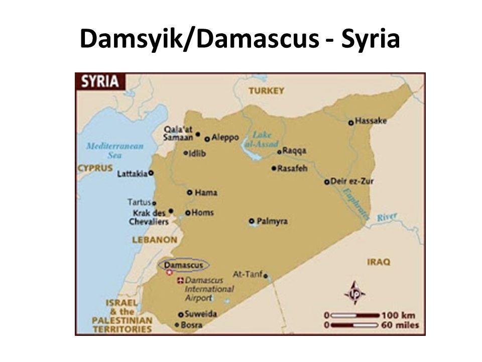 Damsyik/Damascus - Syria