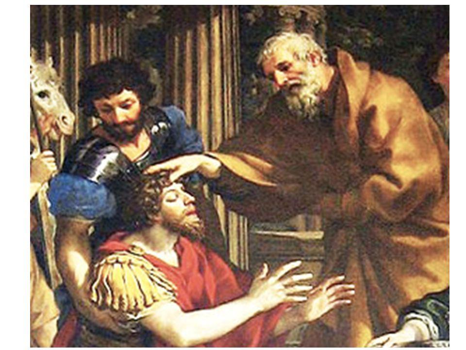 Sebagai Ananias Kerajaan Allah, Siapa 'Paulus-Paulus' yang perlu kita doakan, bimbing, kita didik, kita orbitkan?