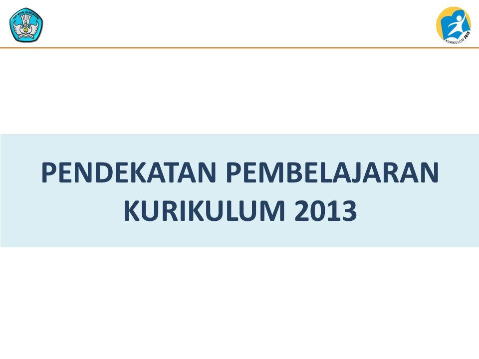 PENILAIAN PEMBELAJARAN KURIKULUM 2013