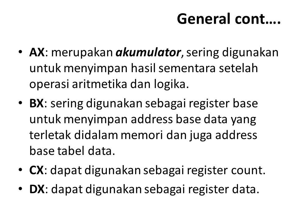 Ketika EU siap melaksanakan instruksi berikutnya, ia dengan mudah membaca instruksi-instruksi dari register antrian dalam BIU.
