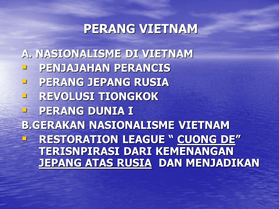 PERANG VIETNAM A.