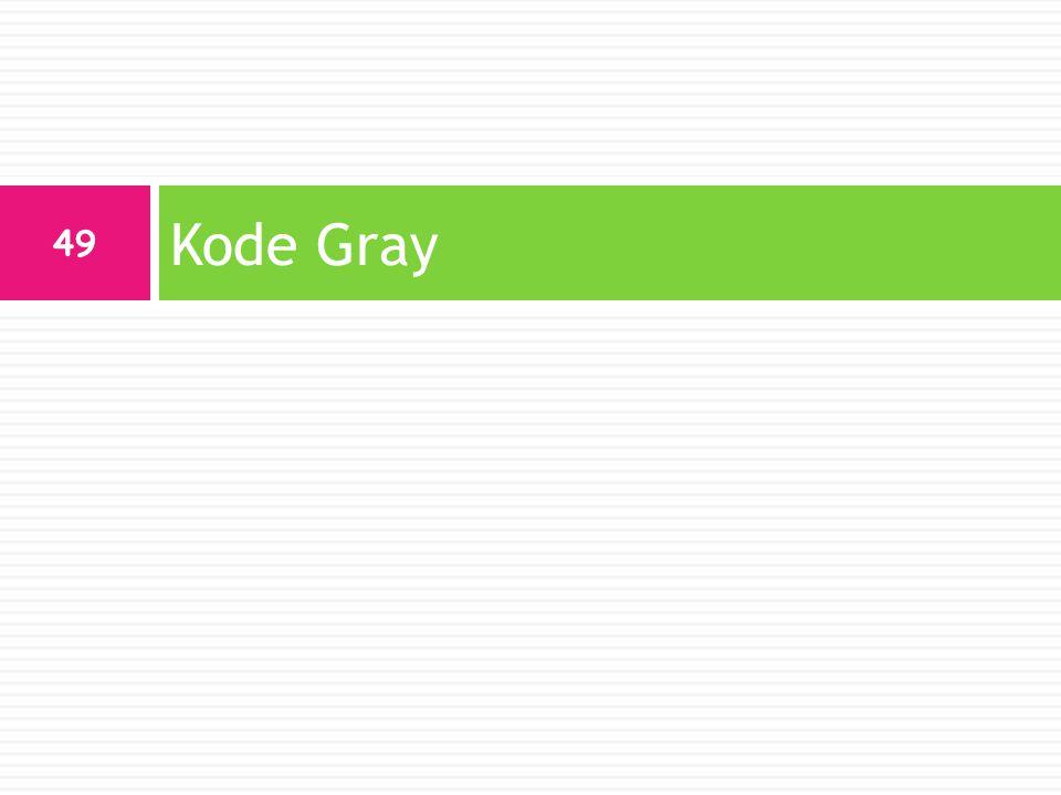 Kode Gray 49