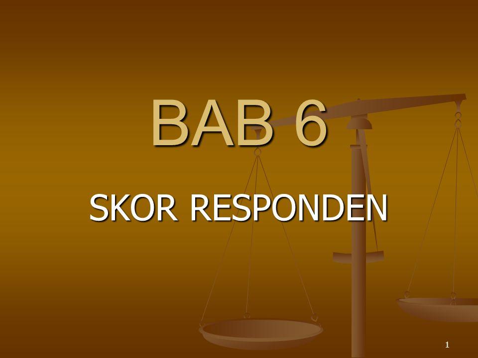 1 BAB 6 SKOR RESPONDEN