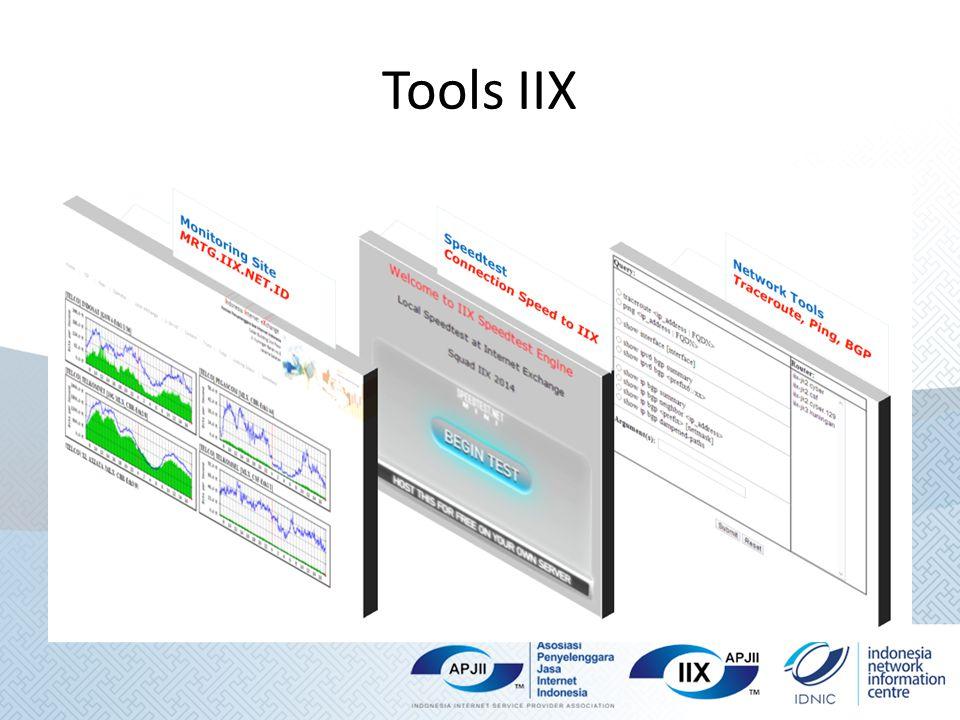 Tools IIX