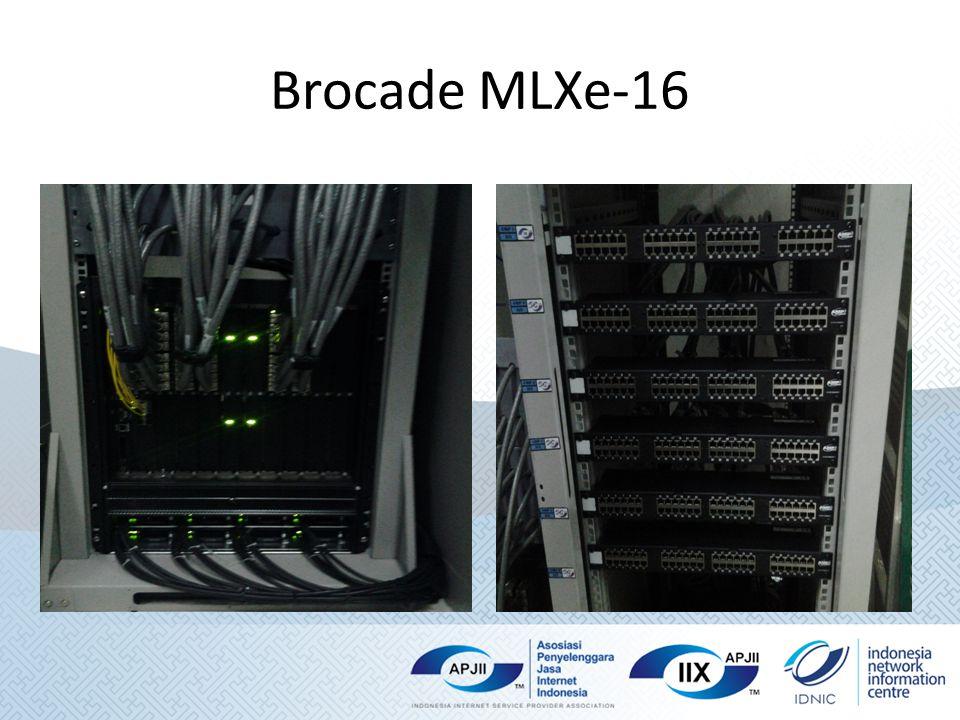 Brocade MLXe-16