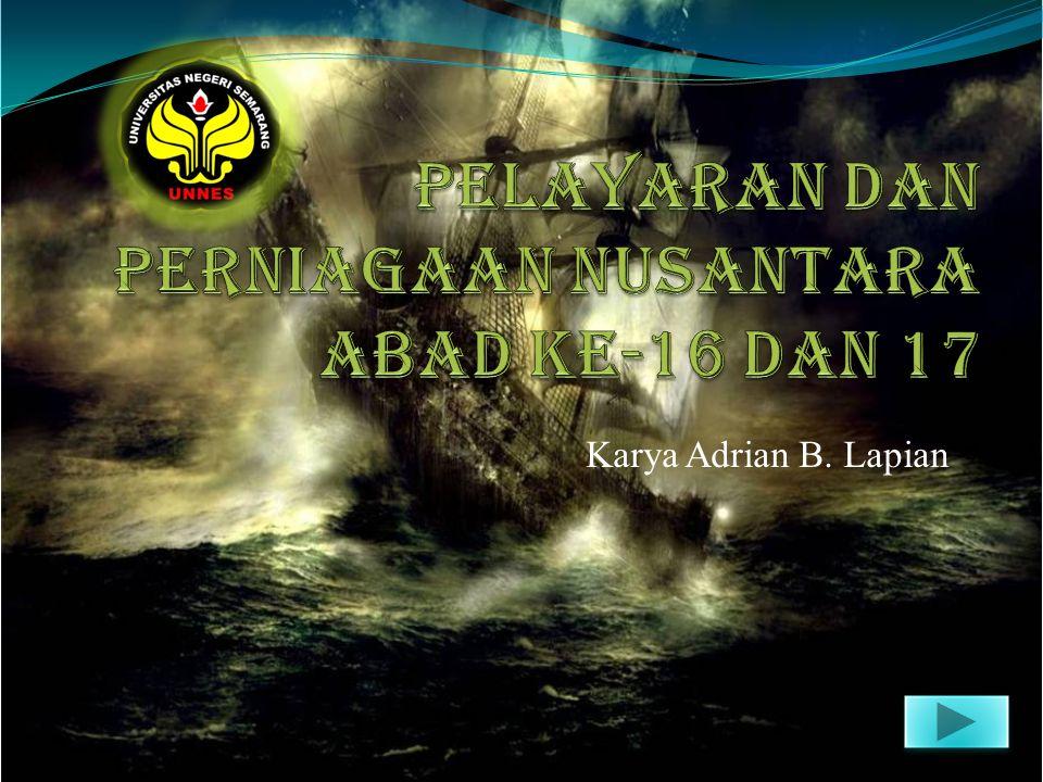 Karya Adrian B. Lapian