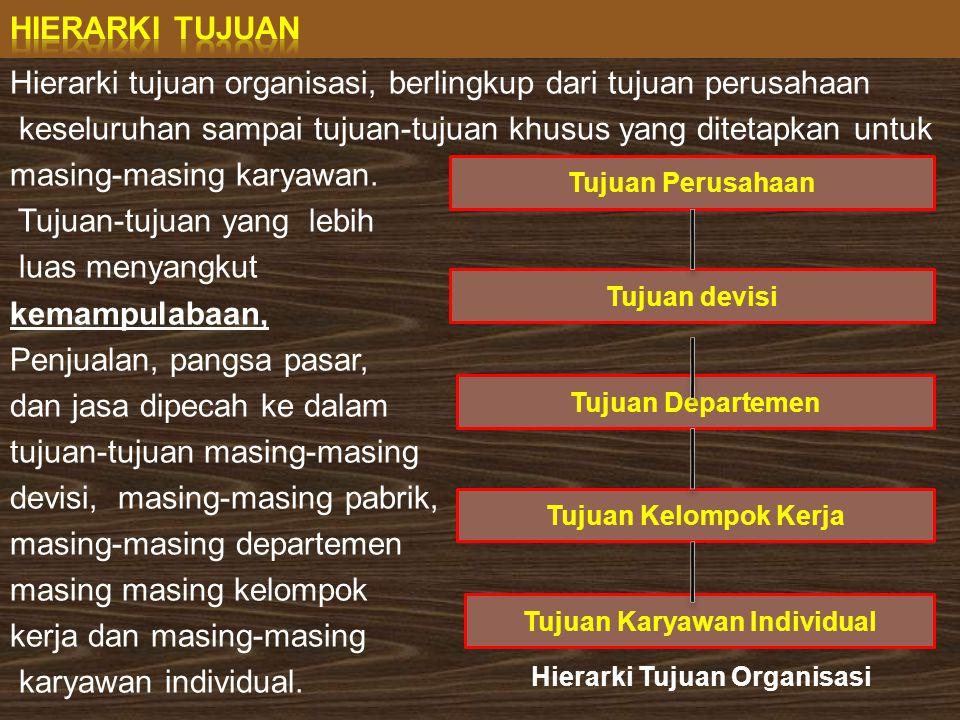 Struktur organisasi formal didasarkan pada analis dari tiga elemen kunci setiap organisasi, yaitu : 1). Inter aksi kemanusiaan. 2). Kegiatan yang tera