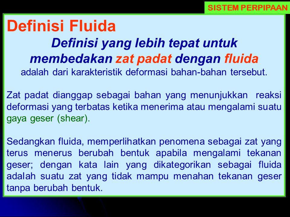 Fluida dalam kehidupan sehari-hari Setiap hari kita selalu berhubungan dengan fluida hampir tanpa sadar.