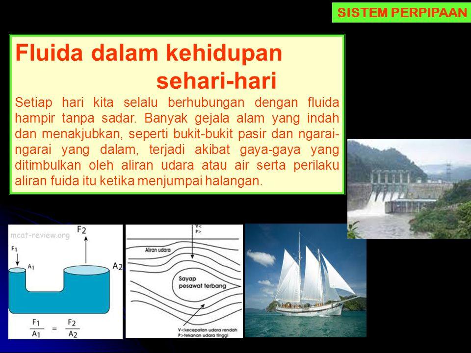 Tak Mampu mampat Fungsi Pompa sebagai alat pemindahan fluida melalui saluran terbuka / tertutup di dasarkan dengan adanya peningkatkan energi mekanika fluida.