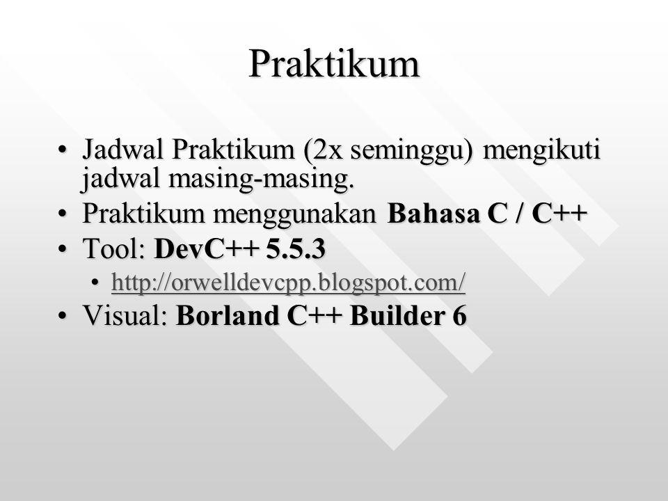 Siklus Hidup Perangkat Lunak (Waterfall Model) Dilihat dari Siklus diatas, Algoritma Pemrograman menempati posisi dibagian Code / implementasi karena bagian implementasi merupakan bagian dimana pemrogram melakukan proses coding (pembuatan program).Dilihat dari Siklus diatas, Algoritma Pemrograman menempati posisi dibagian Code / implementasi karena bagian implementasi merupakan bagian dimana pemrogram melakukan proses coding (pembuatan program).