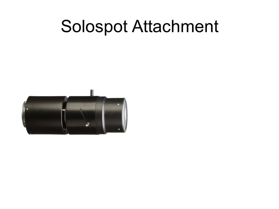 Solospot Attachment