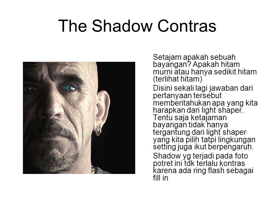 The Shadow Contras Setajam apakah sebuah bayangan.