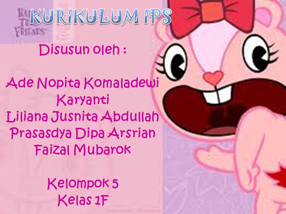 Disusun oleh : Ade Nopita Komaladewi Karyanti Liliana Jusnita Abdullah Prasasdya Dipa Arsrian Faizal Mubarok Kelompok 5 Kelas 1F