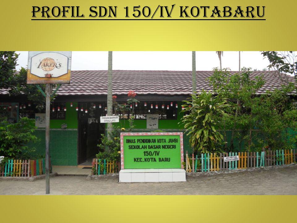 PROFIL SDN 150/IV KOTABARU