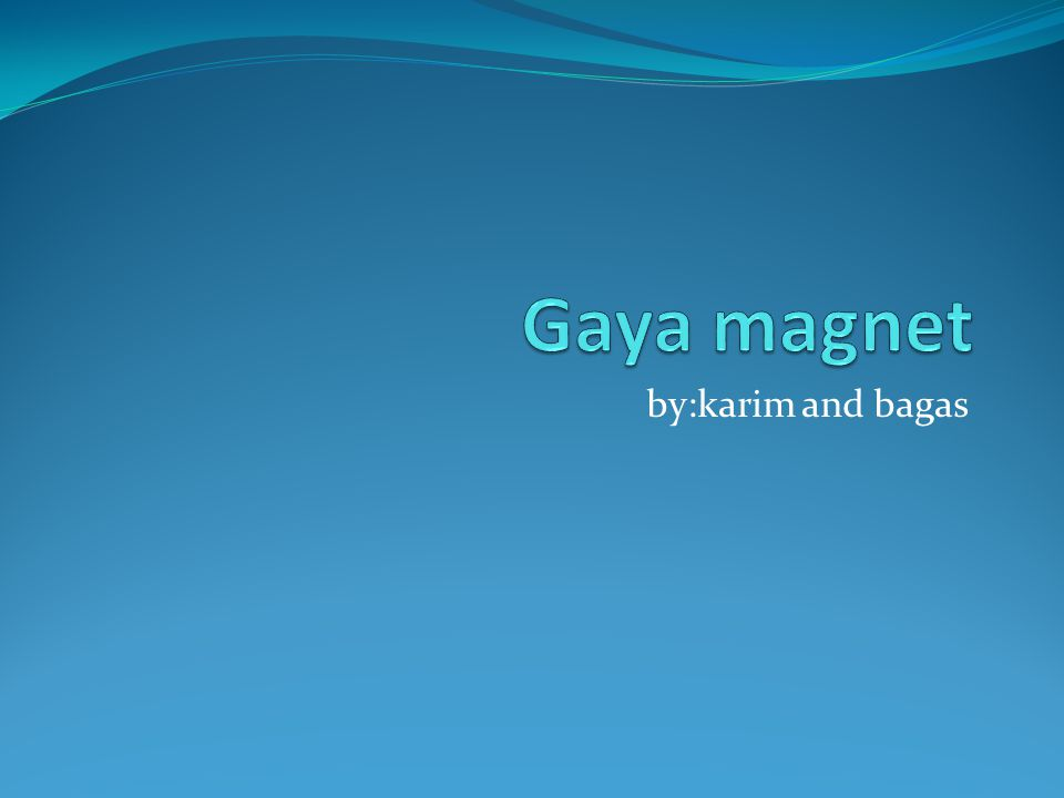 by:karim and bagas