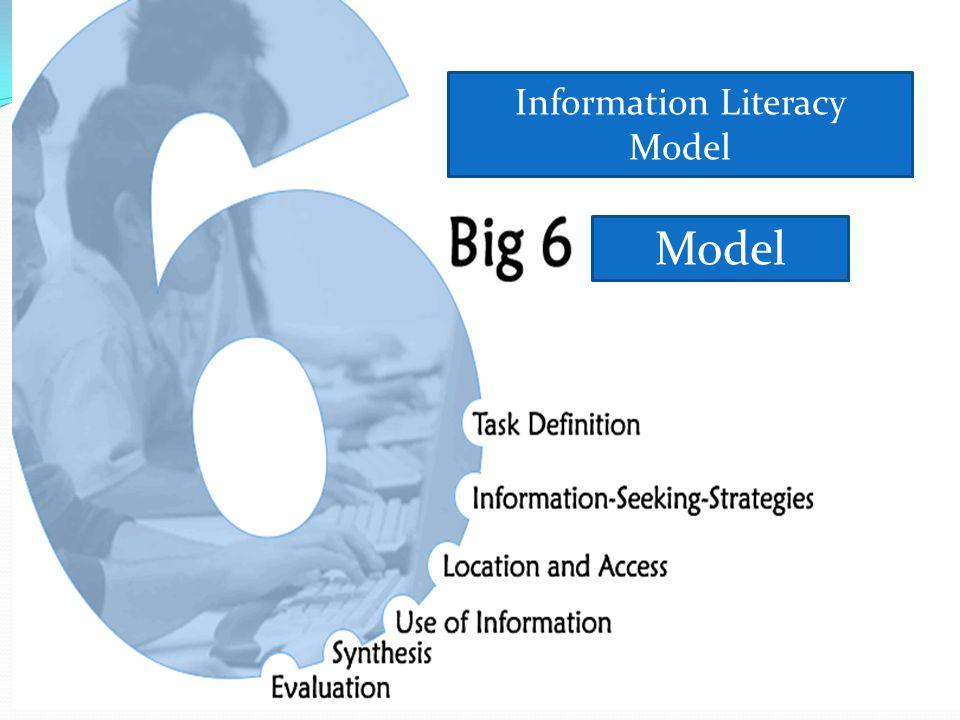 Model Information Literacy Model