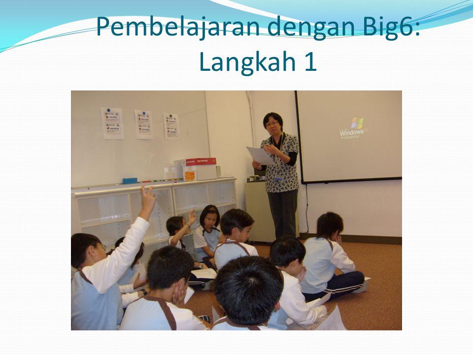 Pembelajaran dengan Big6: Langkah 1