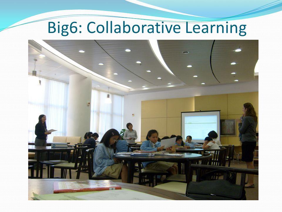 Big6: Collaborative Learning