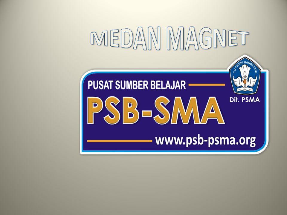 MEDAN MAGNETIK MEDAN MAGNETIK SMA Kelas XII Semester 1
