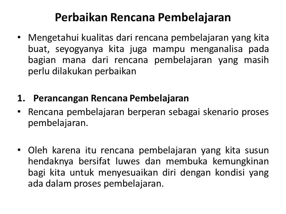 Langkah-langkah yang dapat digunakan dalam pembelajaran remidi adalah : (1).